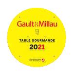 Logo Table gourmande